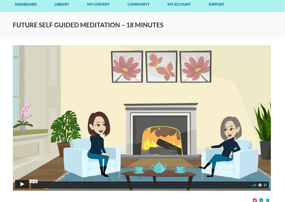 Future Self Guided Meditation